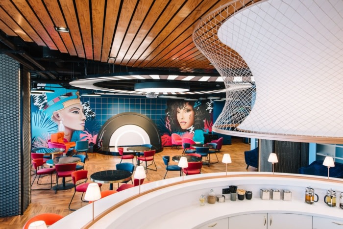 Creative States Coworking Offices - Kiev - 2