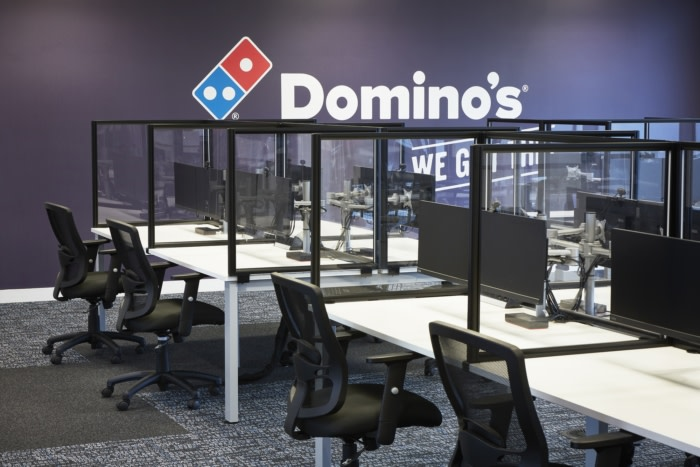 Domino's Pizza Group Offices – Milton Keynes