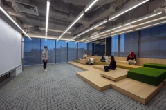 Training Room in Escape by Etiqa Coworking Offices - Kuala Lumpur