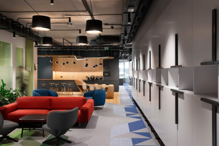 Garitage Investment and Management Offices - Sofia - 2