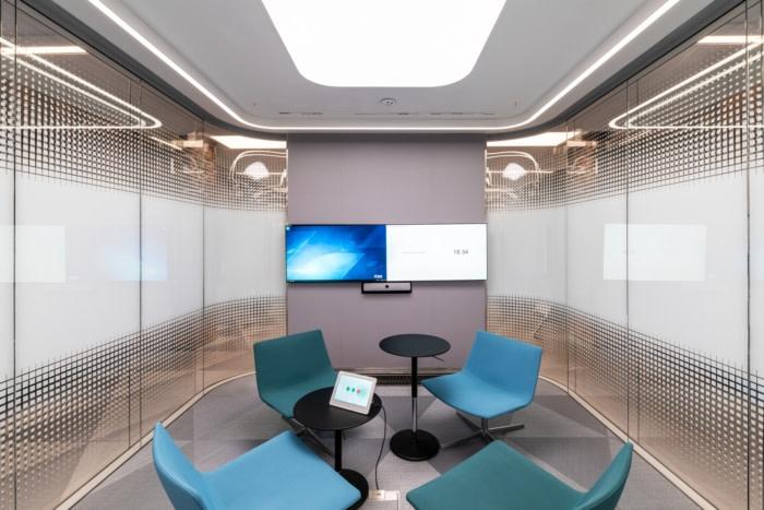 Gazprom Neft Offices - Saint Petersburg - 28