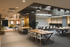 Pendant (Dome) in Idemia Coworking Offices - Noida
