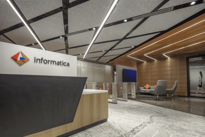 Informatica Offices - Chennai and Bangalore - 1