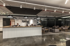 Pendant (Dome) in Kavak Hub Offices - Buenos Aires