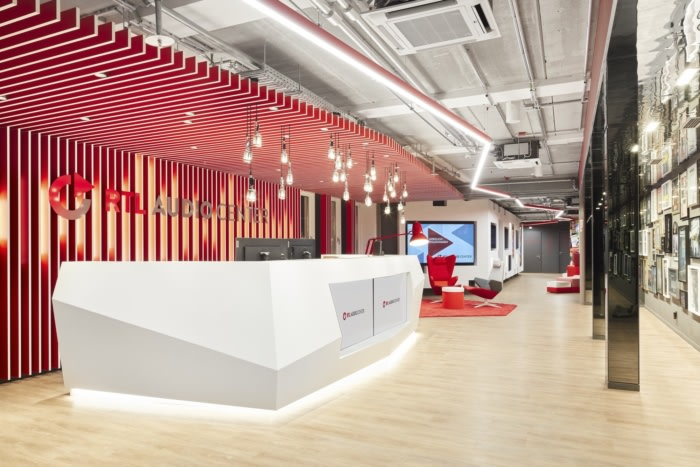 RTL Audio Center Offices - Berlin - 1