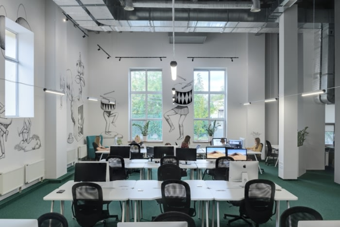 SupportYourApp Offices - Kyiv - 4