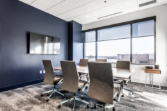 Drop Ceiling in Valeo Financial Advisors Offices - Carmel