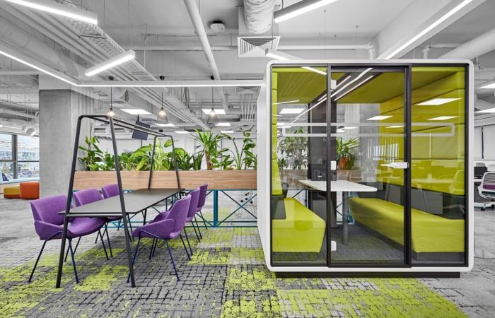 Accenture Offices Phase 2 - Bucharest - 9