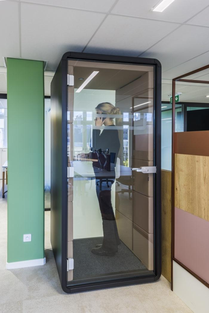 Aésio Offices - Paris - 13