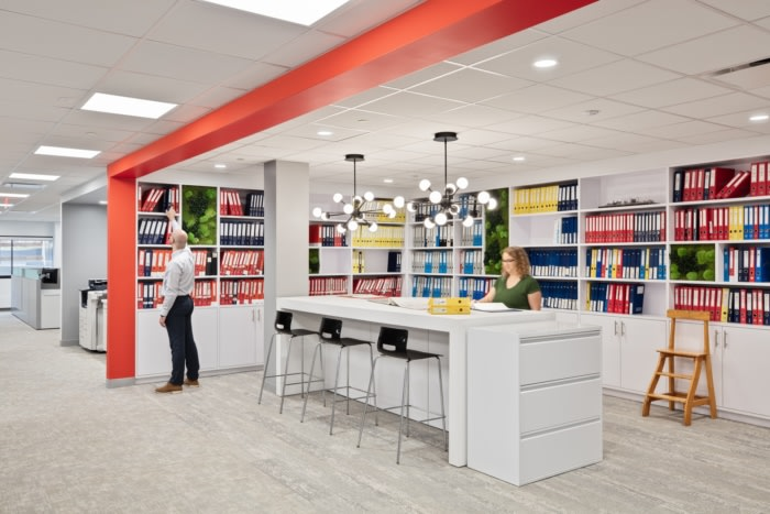 Bobst North America Inc. Offices - Parsippany-Troy Hills - 2