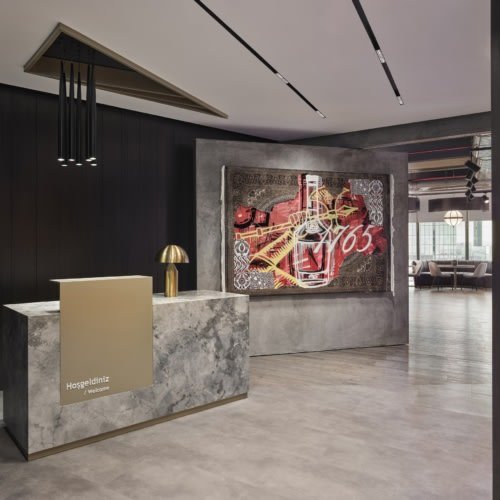 recent Confidential Client Offices – Istanbul office design projects