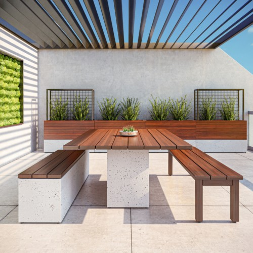 Custom Outdoor Furniture by Icon Modern