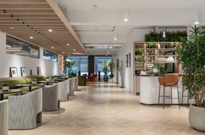 Fora 22 Berners Street Coworking Offices - London - 3