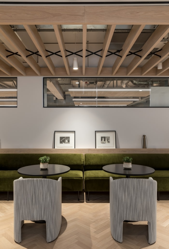 Fora 22 Berners Street Coworking Offices - London - 4