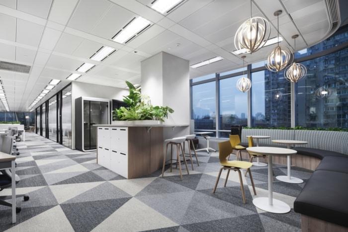 NAGASE & CO. Offices - Shanghai - 12