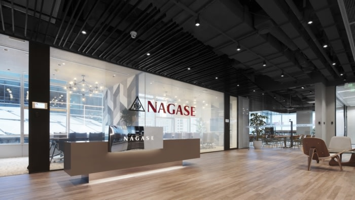 NAGASE & CO. Offices - Shanghai - 1
