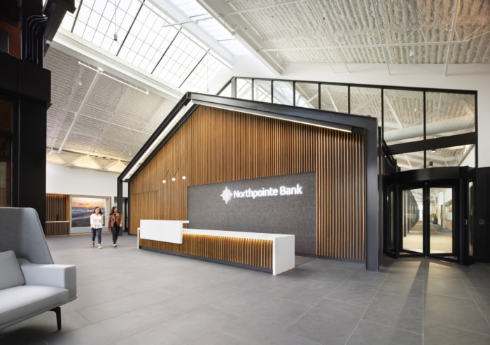 Northpointe Bank Offices - Grand Rapids - 1