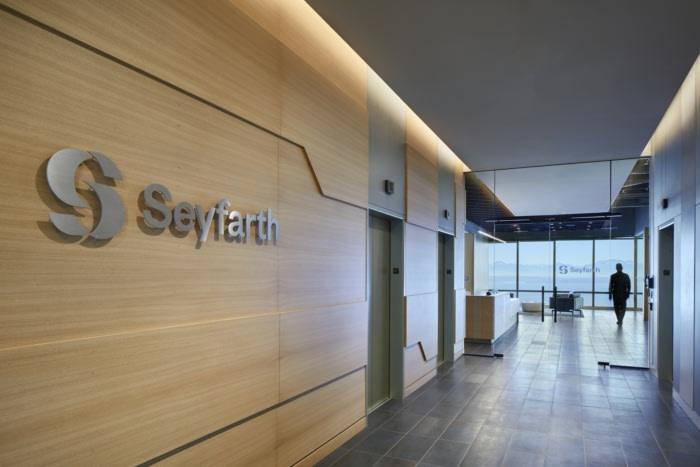 Seyfarth Shaw LLP Offices - Seattle - 1