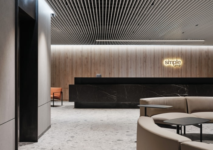 Simple Offices - Moscow - 2