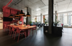 cement in ZIKZAK architects Offices - Kyiv