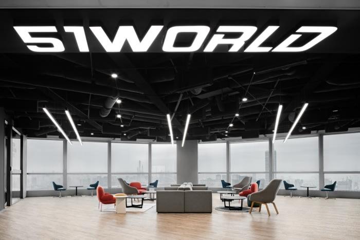 51WORLD Offices - Shanghai - 3