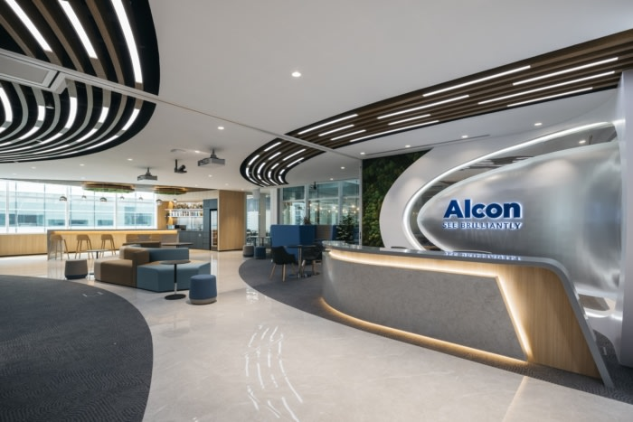 Alcon Offices - Singapore - 2