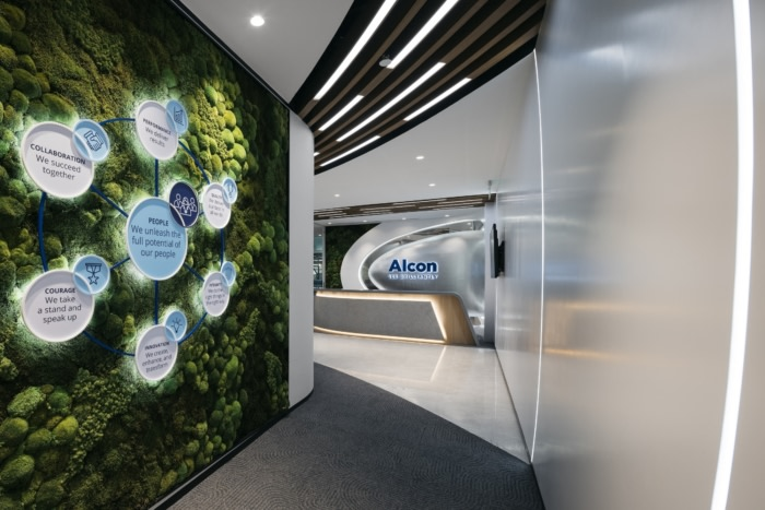 Alcon Offices - Singapore - 1