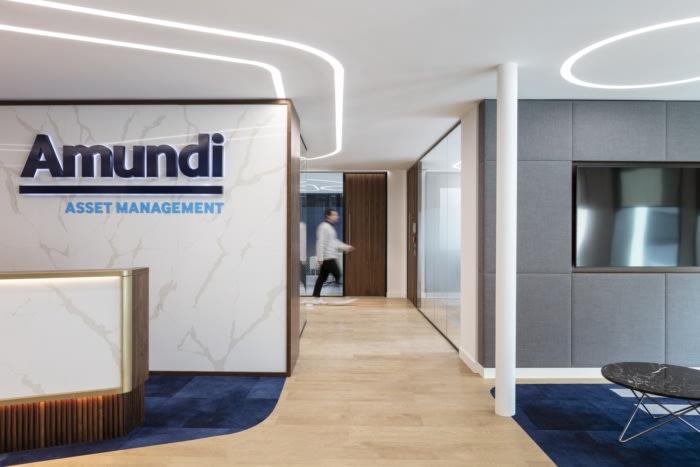 Amundi Asset Management Offices - London - 2
