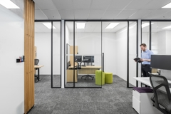 Lay-In / Troffer in BDO Canada Offices - Toronto