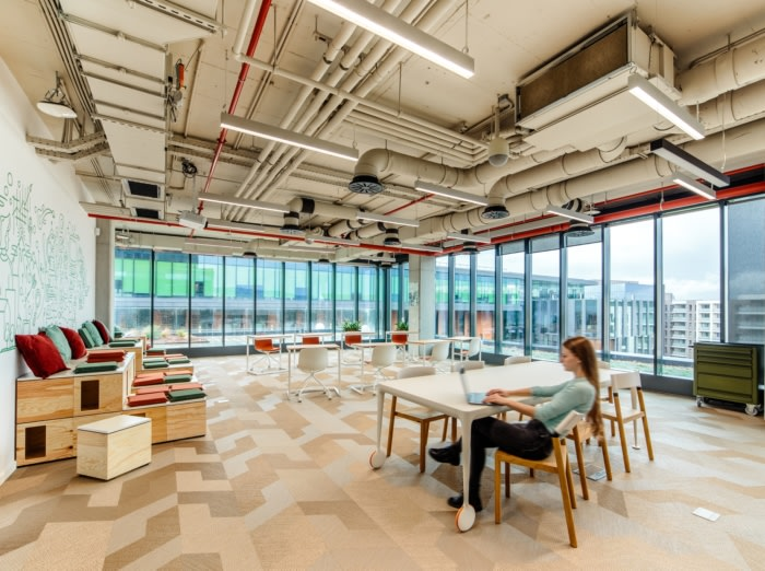 Bosch Engineering Center Offices - Cluj-Napoca - 2