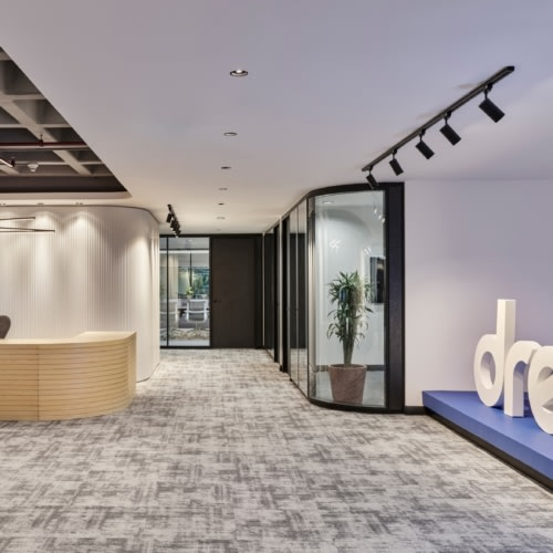 recent Dream Games Offices – Istanbul office design projects