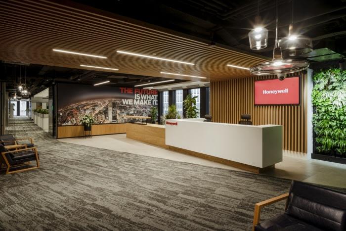 Honeywell Offices - Katowice - 1