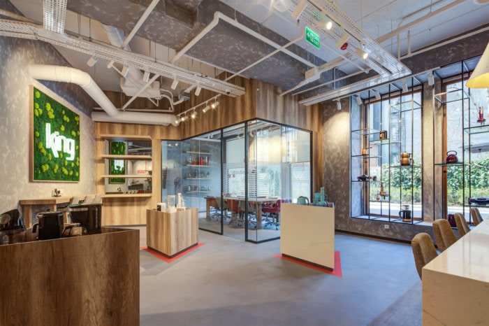 King Home Appliances Offices And Showroom - Istanbul - 1