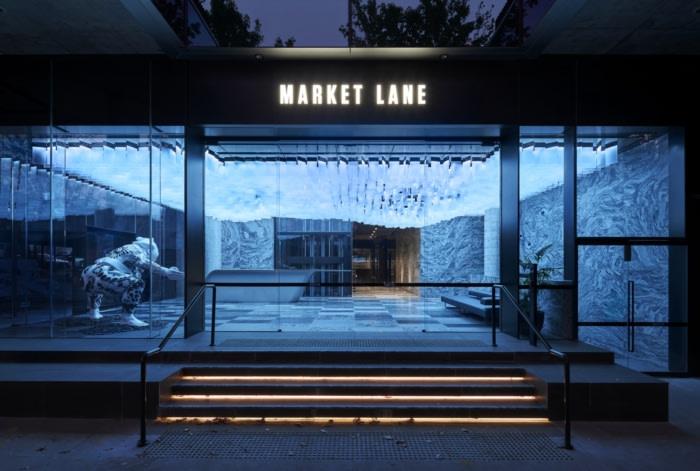 Market Lane Offices - Melbourne - 3