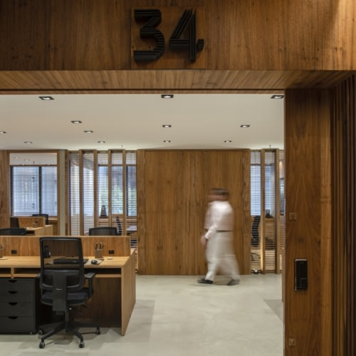 recent NIB Offices – Sao Paulo office design projects