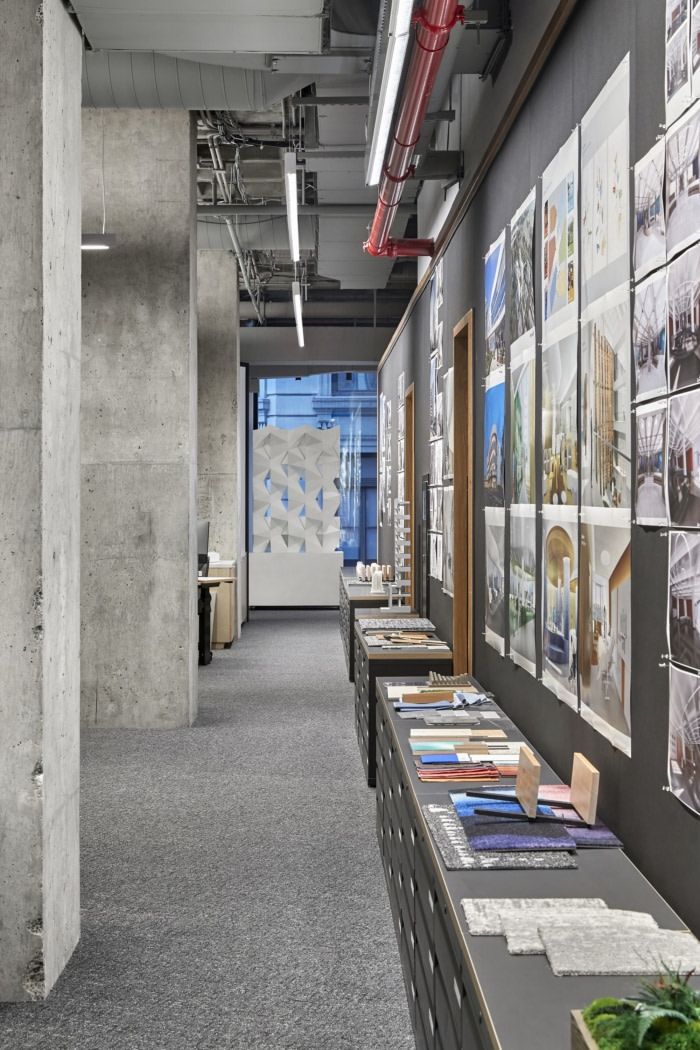 Perkins&Will Offices - New York City - 16