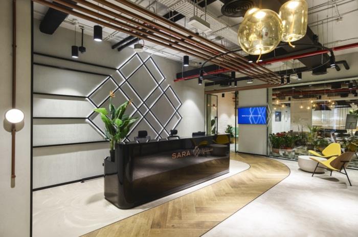 SARA Group Offices – Dubai