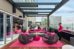 Folding / Moveable Walls in T-Mobile Headquarters Building Two - Bellevue