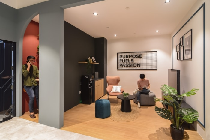 The Workshop Coworking Offices - Singapore - 12