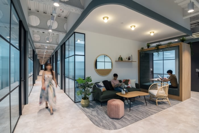 The Workshop Coworking Offices - Singapore - 15