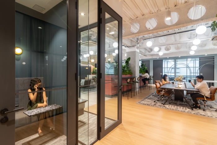 The Workshop Coworking Offices - Singapore - 8