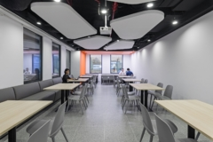 Stone Tile in Acclime Vietnam Offices - Ho Chi Minh City