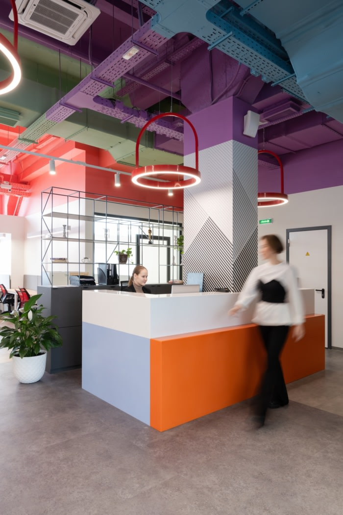 AFK Sistema Coworking Offices - Moscow - 1