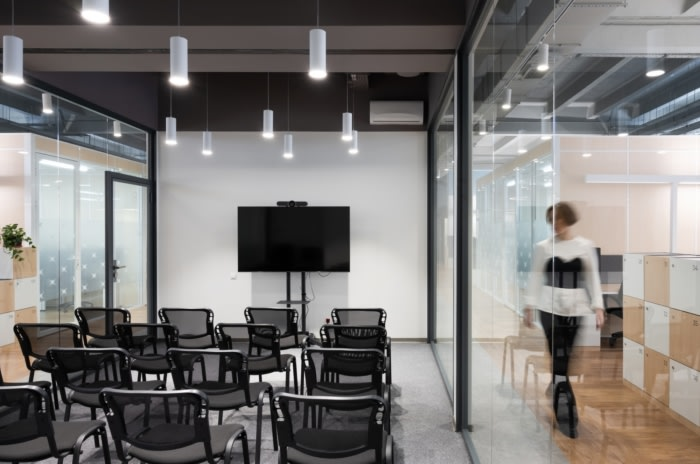 AFK Sistema Coworking Offices - Moscow - 7