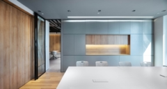 mounted-cove-lighting in Ascential Offices - Shanghai