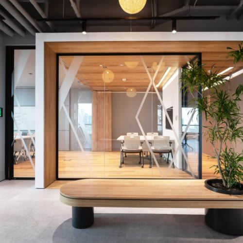 recent Ascential Offices – Shanghai office design projects