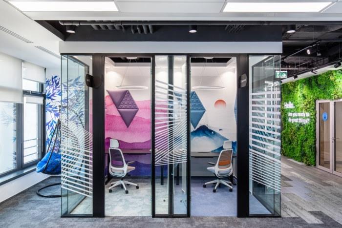 NTT Offices - Bucharest - 4