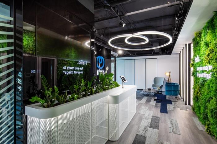 NTT Offices - Bucharest - 1