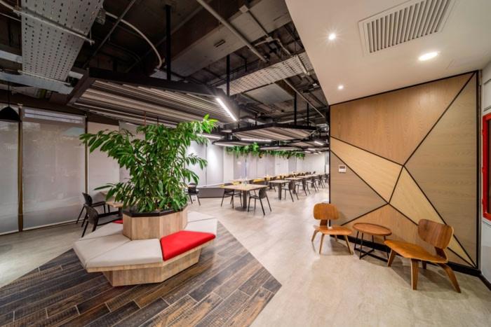 Sigdo Koppers Offices - Santiago - 9