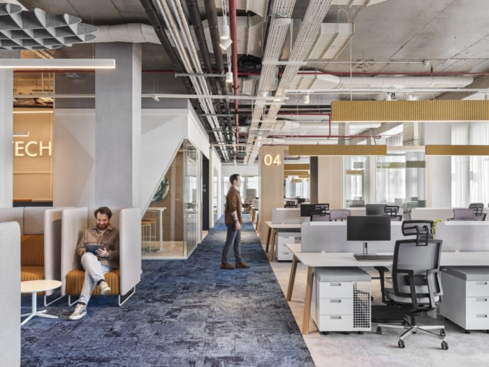 Architecht Information Systems Offices - Istanbul - 10